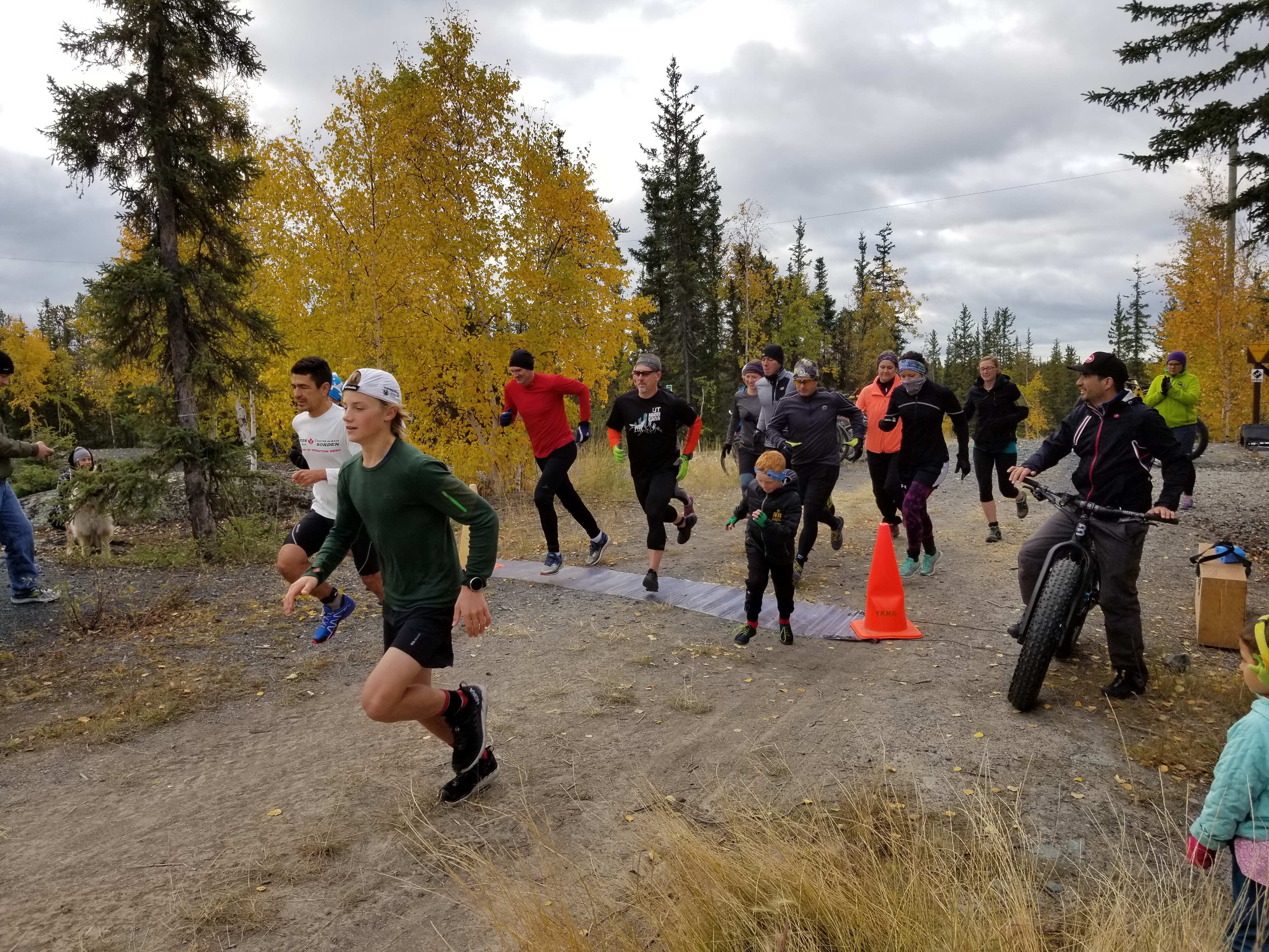 Multisport run